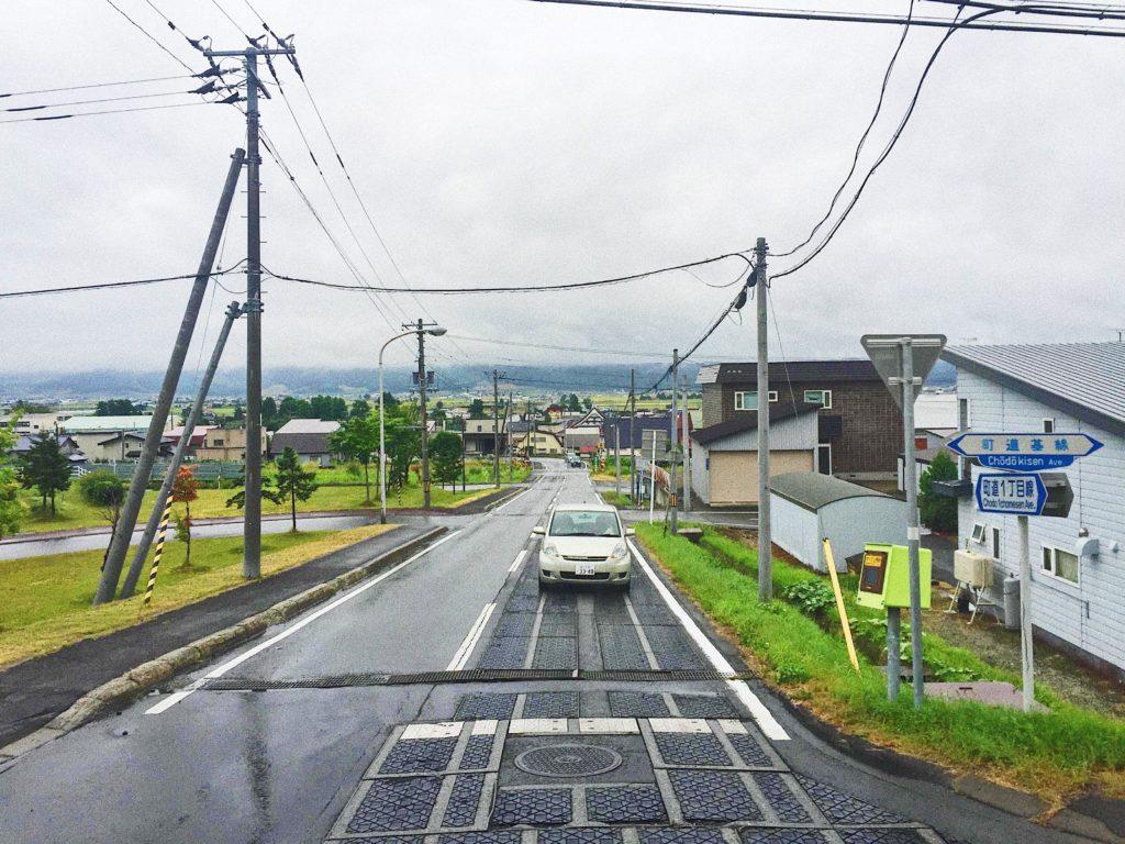 北海道夏天穿搭