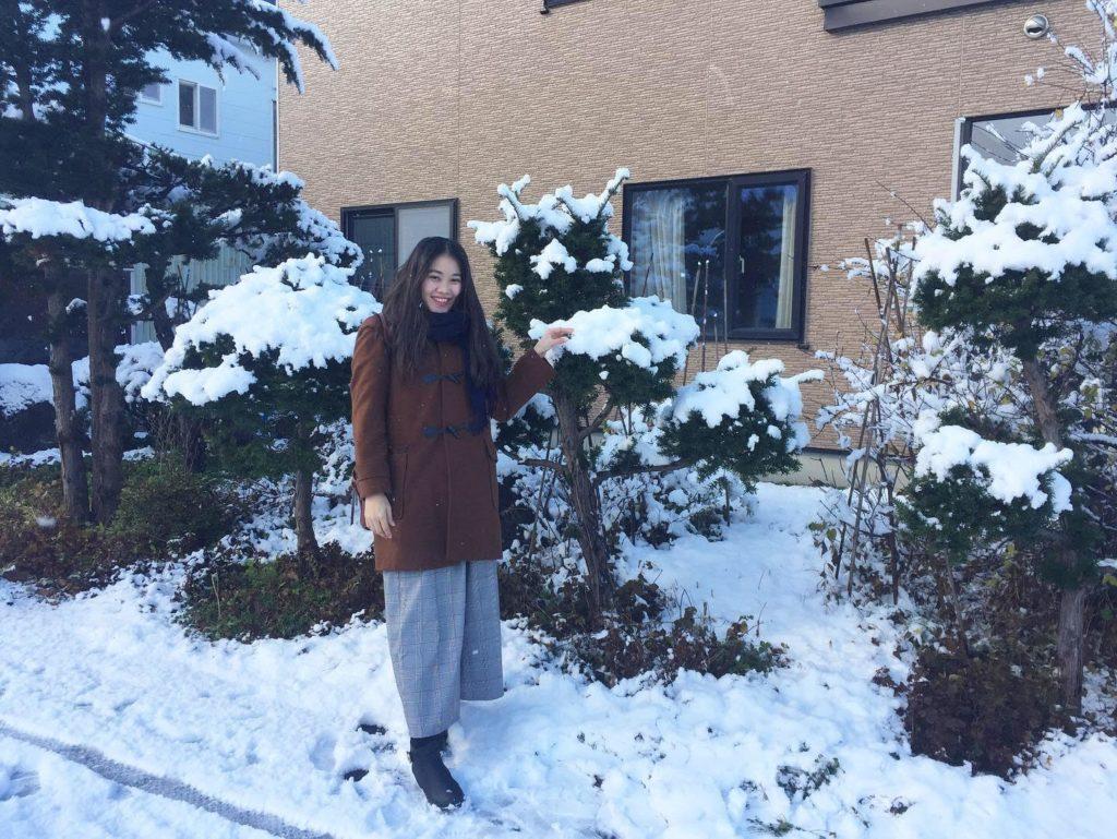 北海道冬天