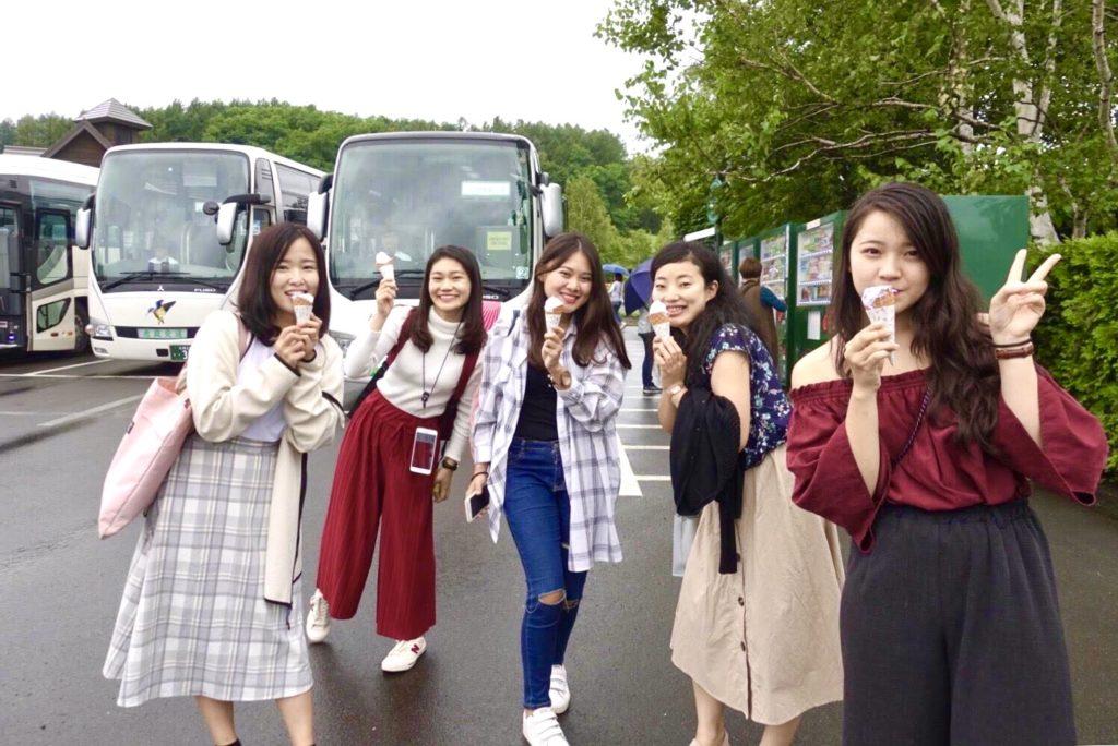 北海道巴士一日遊