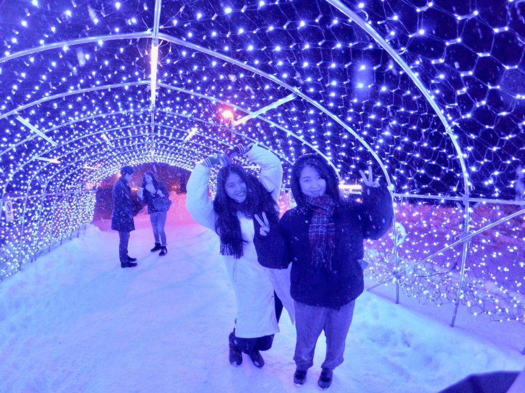 支笏湖冰濤祭